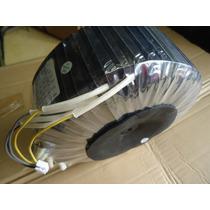 Transformador Toroidal Potência Crown Modelo Xli2500