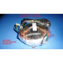 Transformador Toroidal Para Home Teather Britânia Bsi10000