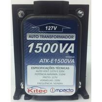Auto Trafo 1500va 110v 220v | Frete Barato