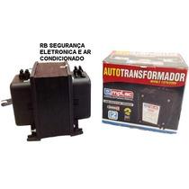 Auto-transformador 3000va P/ Ar Condicionado 7 A 12000 Btus