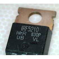 Transistor Irf5210 - To220 - Novo, Pronta Entrega Frete 7,00