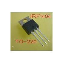 1 Transistor Irf1404 * Irf 1404 * Original Taramps