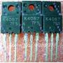K4087, 2sk4087, 4087, 600 Volts, Original, Fet 14 Amperes