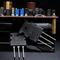 100 Pares De Transistor 2sc5200 / 2sa1943 Toshiba Original