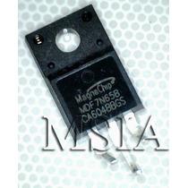 Transistor Mdf7n65b To220f - Novo - Original - Frete 7,00