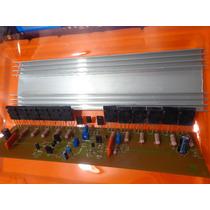 Amplificador 1000w Kit Para Montar / Gradiente-166-246/366/