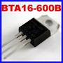 Bta16-600b 600v 16a Triac Alta Potência Arduino 1 Peça