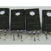 Transistor Rjp63f3 63f3 Tv Plasma