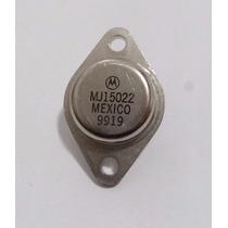Mj15022 Transistor De Potência De Audio (1 Peça)