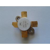 Mrf454 - Transistores De Rf De Potência Para Vhf