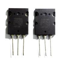 10x Par De Transistor 2sc5200 / 2sa1943 * Mica Gratis !!