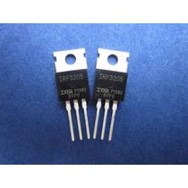 Transistor Mosfet Irf 3205 * Irf3205 * Original Ir (10pçs)