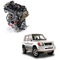 Motor Pajero Io / Tr4 1.8 16v Gasolina - Parcial - Garantia