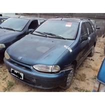 Caixa Cambio Marcha Fiat Palio 1.0 1997 5 Marchas