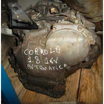 Caixa De Cambio Toyota Corolla 1.8 16v Automático Quebrado