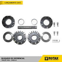 Bloqueio Diferencial Rotax Jeep Rural F75 Willys Dana 44