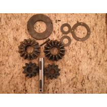 Kit De Engrenagens Do Diferencial D20/f1000 Braseixos 406