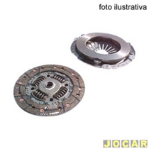 Kit Embreagem Plato Disco Ak210012 Mitsubishi L200 Original