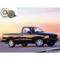Kit Embreagem Dodge Dakota 2.5 4c 1995 A 1998 Gasolina Rec