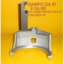 Garfo Da 5ª E Da Ré Do Cambio Mazda Da S-10/blazer V6