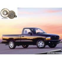 Kit Embreagem Dodge Dakota 2.5 4c 99 00 01 02 Gasolina Rec