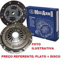 Plato+ Disco Kit Embreagem Renault Scenic 1.6 8/16v Flex 08.