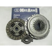 Kit Embreagem Fiat Uno 1.5 1.6 (94 Em Diante) Mecarm Mk9442