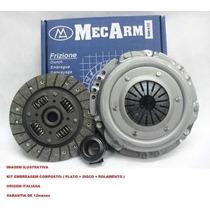 Kit Embreagem Mercedes C180 1.8 16v / C200 2.0 16v Ate 2000