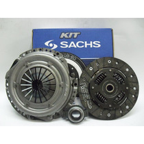 Kit Embreagem Peugeot 206 1.6 16v Original Sachs 6480