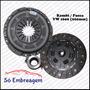 Kit De Embreagem Kombi - Fusca - Vw1600 (com Rolamento)