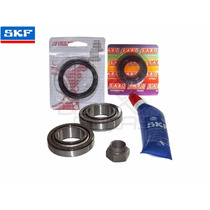 Kit Rolamento Roda Dianteiro Ford Escort/ver/apollo .../92