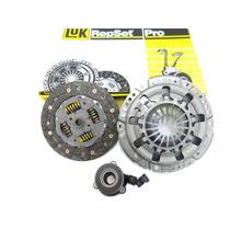 Kit Embreagem Astra 2000 2001 18 20 Luk Original Com Atuador