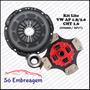 Kit De Embreagem Cerâmica Vw Ap 1.8/2.0 Cht 1.6 (kit Lite)