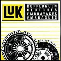 Kit Embreagem Luk Logus/pointer/escort Ap 1.8/2.0