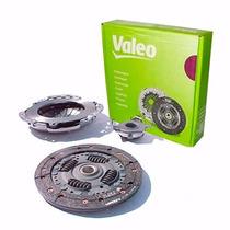 Kit Embreagem Valeo Fiat Ducato 2.5 2.8 Turbo Aspirada 99 01