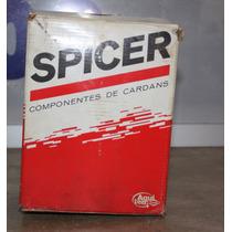 Garfo Cardan - F1000 - D20 - 2281697 - Spicer