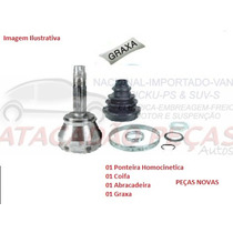 Ponteira Homocinetica Roda Ford Ka 1.0/ 1.3 97 Ate 99