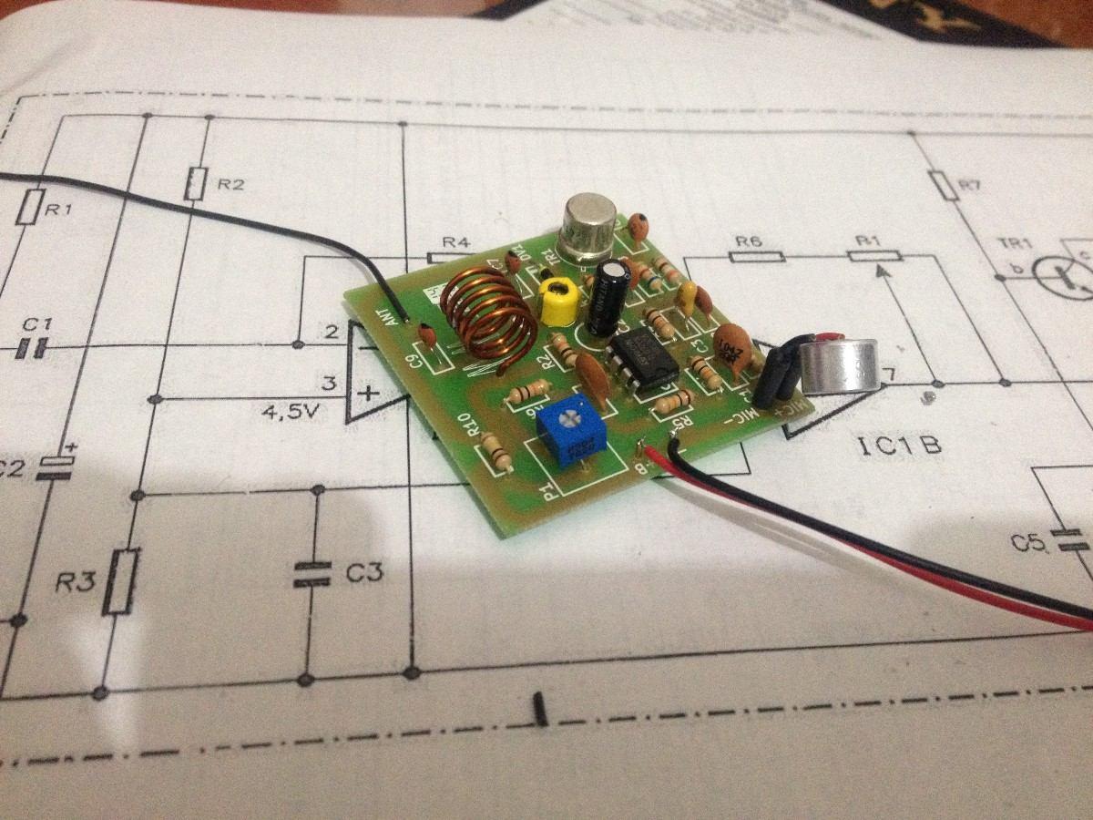 Detector de metais caseiro passo a passo patchwork