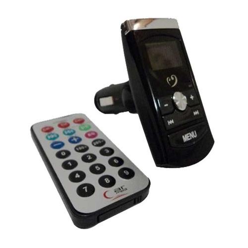Transmissor Fm Veicular Digital Lcd Pen Drive Sd Card E Sdhc