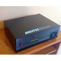Transmissor Fm 50 Watts Estéreo! Tx Pll