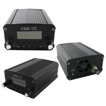 Transmissor De Rádio Fm Pll Stéreo 7 Watts - Pronta Entrega