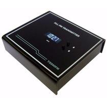 Kit Transmissor De Fm 1w + Antena P.terra + Fonte R$399,00