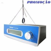 Transmissor 25w+antena+cabo+fonte Completo Pronta Entrega