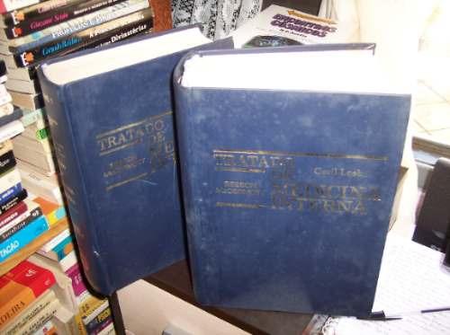Tratado De Medicina Interna, Cecil-loeb E Beeson Mcdermott