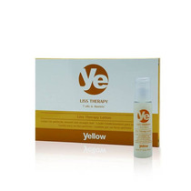 Ye Liss Therapy Lotion Cx C/ 06 Unidades- Alfaparf - Yellow