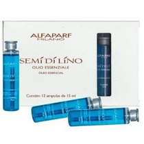Alfaparf Ampola Azul Semi Di Lino Essen. Oil 15ml C/12und.