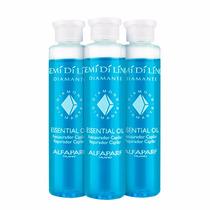 Ampola Azul Semi Di Lino Diamante - Alfaparf 3 Unidades 15ml