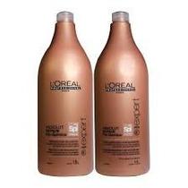 Loreal Shampoo + Cond. Absolut Repair Pós Química 1500ml