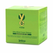 Yellow Form Ultra-moist Cream Relaxer Guanidina 200g