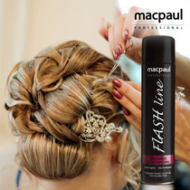Hair Spray + Pomada Finalizadora Flash Line - Macpaul